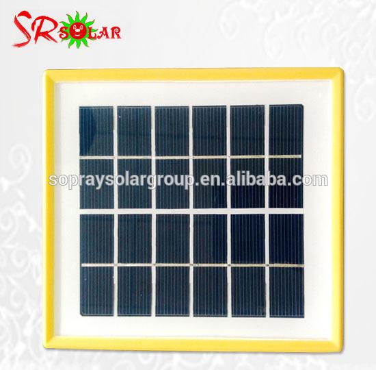 Small solar panels 9V 3W, PV modules
