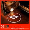 new wireless led car logo light projector for Mini Cooper