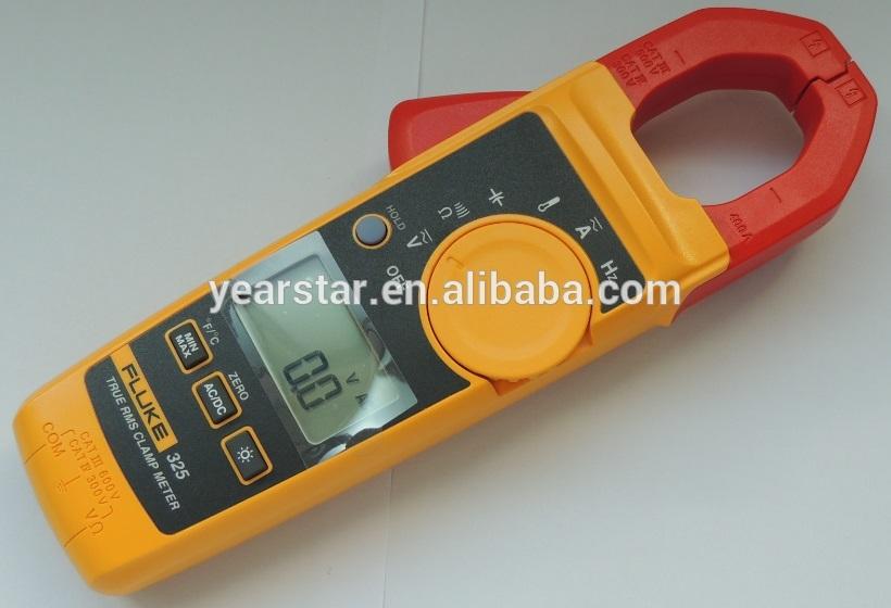 True Rms Clamp Meter Fluke 325 True-rms Clamp Meter