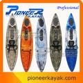 Pioneer kayak,