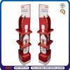 TSD-C205 china factory custom store promotion pop cardboard floor display/paper pos display/wine cardboard display stand