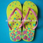 2014 New design summer eva flip flops wholesale flip flops