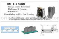 factory direct supply konica Km 512 Printer Head