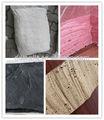 /blanco amarillo/gris de látex de caucho reclamado/de látex de caucho reciclado( de menor densidad de)