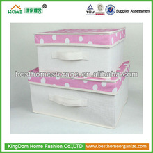 2014 Collapsible Fabric Storage Box
