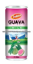 Guava Fruit Juice in 250ml Aluminium Can