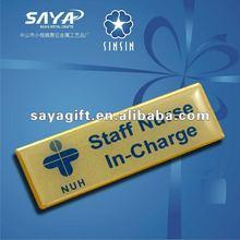 2012 free design metal company badge