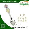 fashion antique souvenir metal spoon