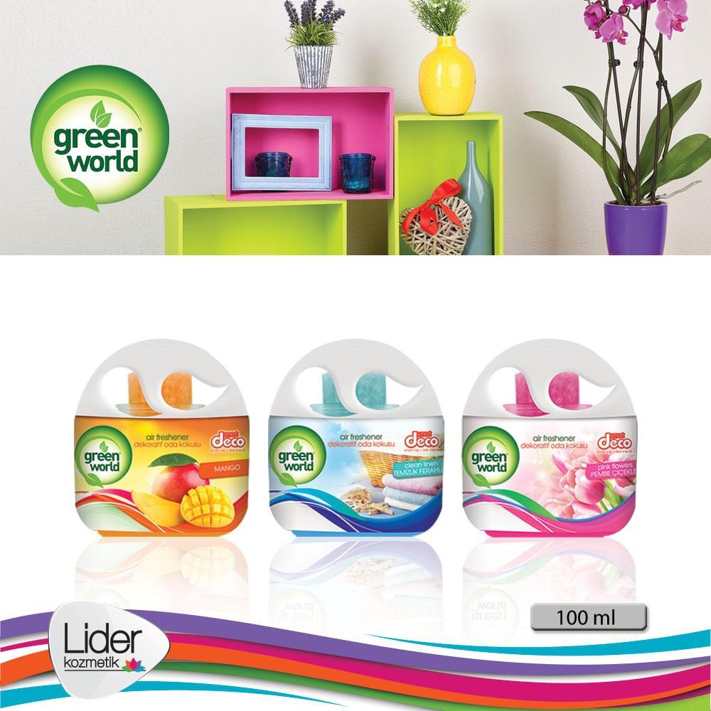 Quality Air Freshener Green World