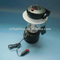 CL1011 Rechargeable Fluorescent Utility Lantern