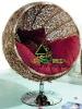 Rattan Ball Chair