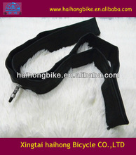 high quality natural or butyl rubber bike inner tube approved ISO9001 certificate