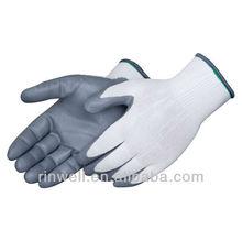 nitrile coated work glove