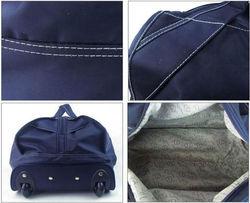 2014 new travel luggage trolley bag