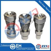 domeless Gr2 female 14mm titanium nails