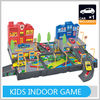 New Design PP Material Super Plastic Car Garage Educational Games for Kids