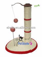 Luxury Cat Tree Cat Furniture with Best Cat Toy