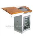 Atril de madera, podio de aluminio., pulpit, titular de la, de pie, de escritorio, de la pantalla