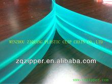Plastic sealing zipper strip price in China
