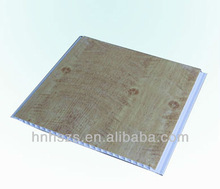 30cm Wood PVC Wall Panel Ceiling Decoration