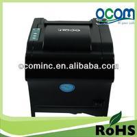 80mm portable thermal printer rs-232