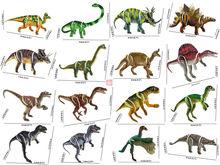 3D paper /Board Game Dinosaur Jigsaw Puzzles/Kids/Children