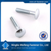 Made in China mushroom head carriage bolt export&supplier&manufacture