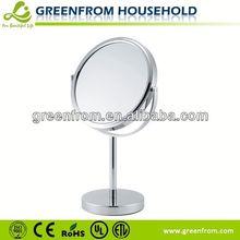 7 Inch Round Chrome Mens Shaving Mirror