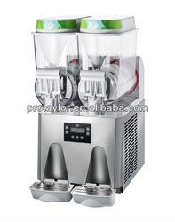 Double bowls commerical slush machine(XRJ-T2*12L)
