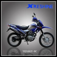 200cc off road dirt bikes motocicleta (200cc 250cc dirt bike)