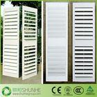 White UPVC & PVC Louver Door,Interior S