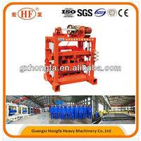 new innovative products 2013 QTJ4-40B2 cement block machinery