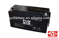 EPS UPS oil battery 12V150AH for telecom transportaion