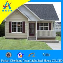 Nice design prefabricated villa houses(CHYT-V3015)
