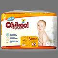 nome de marca super soft top folha do bebê de fraldas