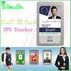 H91 ID card gps tracker personal gps tracker kids gps tracker bracelet