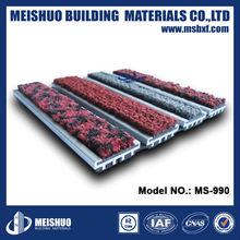 Commercial Entrance Mat / Aluminum Entrance Mat for Supermarket (MS-990)