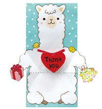 wholesale personalized new design baby greeting cards for kid birthday