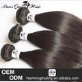 el mejor indio del pelo humano hecho en china al por mayor 6a de grado superior de pelo remy indio