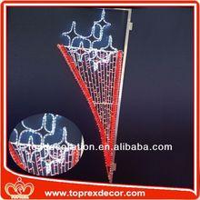 Christmas supplier special design for wedding decoration