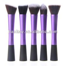 5 PCS Pro Cosmetic Makeup brushes professional face care Make up foundation brush Kit Makeup Brushes Tools