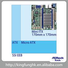 ASRock Rack C2550D4I Intel Quad Core Avoton C2550 NAS Mini ITX Server Motherboard