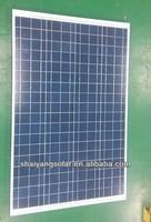 best price photovoltaic solar panel 90w poly solar panel in low price