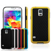 Elegant Rhombus Pattern TPU Case Cover for Samsung Galaxy S5 i9600