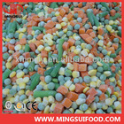 Chinese Bulk IQF Frozen Mixed Vegetable