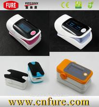 Medical OLED display digital fingertip pulse oximeter with SPO2 parameter