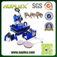 top quality t-shirt mug plate cap cheap used t shirt heat press machine /t-shirt printing machine for sale on alibaba