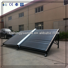 Vacuum Tube Solar Water Collector, Project & Pool Heater
