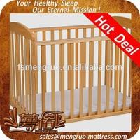 modern bedroom sleeper baby bed cot mattress for sale