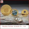 Hot vente d'antiquités or, médaille. ancienne monnaie de la chine